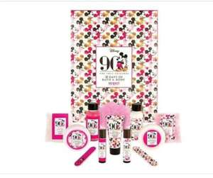 Disney Mickey Mouse 12 Days Beauty Advent Calendar Was £14 Now £2 @ Superdrug Online & lnstore