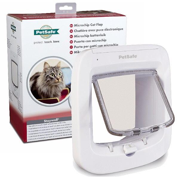 PetSafe Microchip Cat Flap (PPA19-16687) £45.59 Amazon