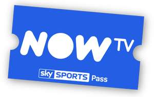 Now TV – 9 Months of Sky Sports £179