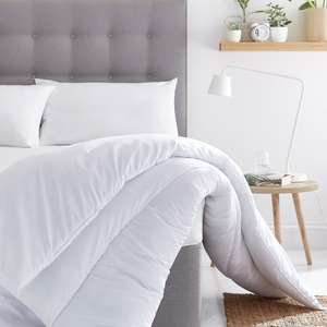 Silentnight Super King Duvets £10 (free delivery) at Sleepy People (more available)