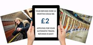 Register for automatic refunds for delayed TfL journeys