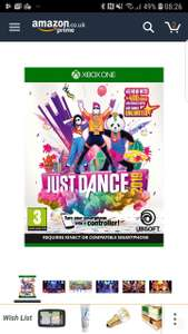 Just Dance 2019 Xbox One £25.99 @ Amazon UK