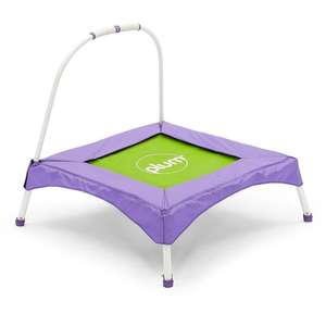 Plum My First Bouncer Childrens Trampoline with Balance Handle  - NEW - £24.99 delivered @ Tesco eBay Outlet