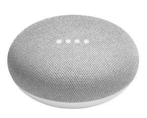 Google Home Mini Smart Speaker (Chalk/anthracite) £29 + 2 years Manufacturers warranty @ AO.Com