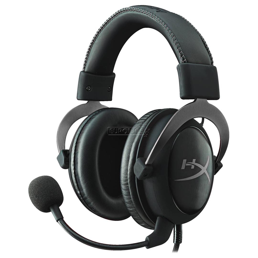 HyperX Cloud II Pro Gaming Headset (Gun Metal)- £54.99 @ GAME