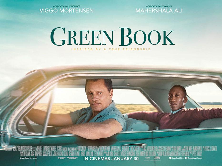 Green Book - Free Cinema Tickets - 16th January 2019