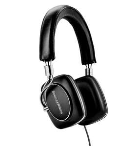 Bowers & Wilkins P5 Series 2 On-Ear Wired Headphones in Black - Recertified at Tekzone for £79.99