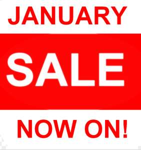 January Sales 2019 Major Retailers (Including Amazon - John Lewis - AO - Argos) & more - lots now live