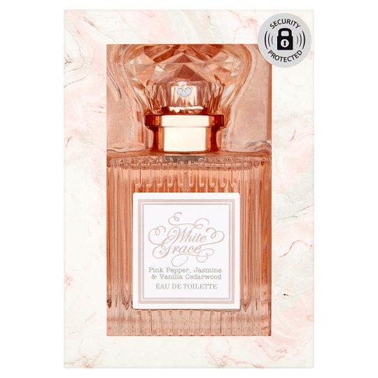 White Grace Eau De Toilette 50Ml was £8.00 Now £2.00 @  Tesco