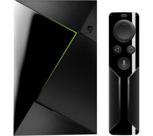 NVIDIA SHIELD 4K Media Streaming Device - 16 GB £129.98 inc VAT PC World Business