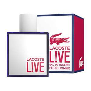 Lacoste Live Male Eau de Toilette Spray 40ml £14.94 @ Fragrance Direct