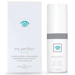 My Perfect Eyes 100 Applications at Lloyds Pharmacy for £17.99 (free C&C)