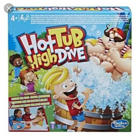 Hot tub high dive £5 insotre @ B&M (£20 in asda)