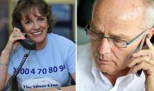 List of FREE Helplines to help tackle loneliness, depression and bereavement