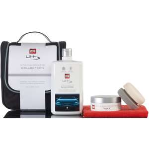 Autoglym Ultra High Definition Collection (UHD Shampoo and UHD wax) at Halfords £36