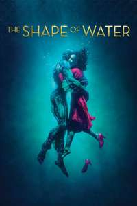 The Shape of Water (4K HDR) £4.99 @ iTunes
