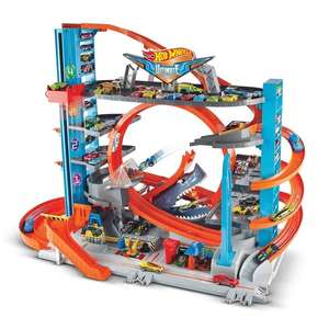 Hot Wheels City Ultimate Garage £79.99 @ Smyths toys