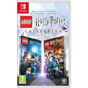 LEGO Harry Potter Collection (Nintendo Switch) - £19.99 @ Smyths