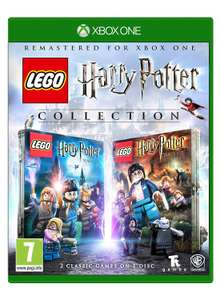 Lego Harry potter collection for the Xbox one £15.99 (Prime) / £18.98 (non Prime) at amazon