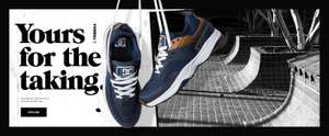 DC Shoes Private Sale Extra 40% Off