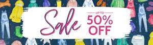 Jojo maman Bebe Upto 50% off sale