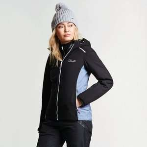 Up to 50% Off Sale + Extra 20% Off AW18 w/code @ Dare2b eg Women's Inflect Ski Jacket Black was £120 now £47.96