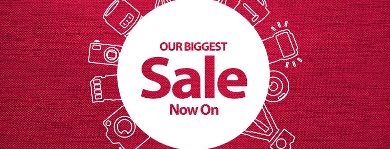 Digital Rev Sitewide Sale - DSLR cameras and lenses etc