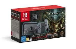 Nintendo Switch Diablo III Limited Edition Console Bundle £294.49 @ 365Games Limited stock