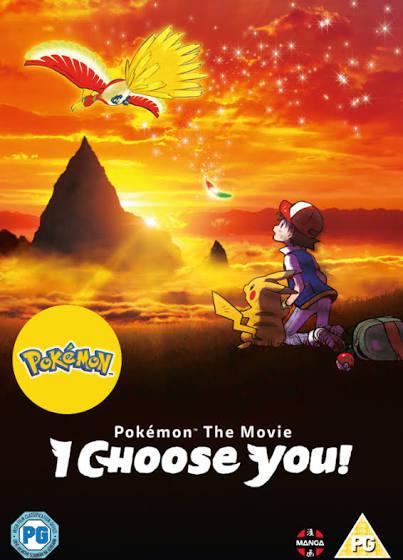 Pokemon Movie : I Choose You ( Free Streaming) @ Pokemon