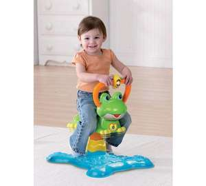 VTech Bounce and Discover Frog, £12.99 @ Argos (Free Click & Collect/Delivery £3.95)