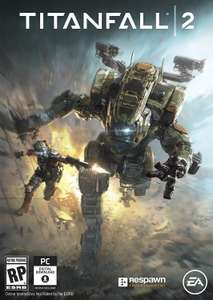 Titanfall 2 PC £3.93 Online Game Code at Amazon US with fee free card