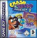 Crash + Spyro Super Pack : Crash N-Tranced/Spyro: Season of Ice (GBA) - £9.99 delivered