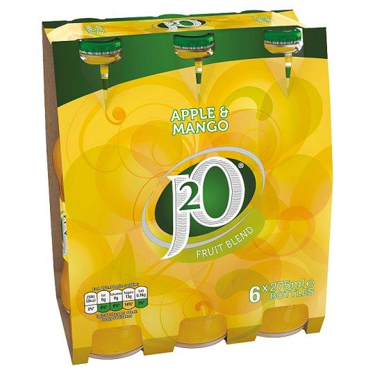 J20 Apple and Mango 6x275ml - £3 @ Tesco