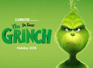 Movies Juniors New Season only £1.00 to £1.50 pp @ Empire Cinema [Johnny English / The Grinch / Goosebumps 2 / Smallfoot / The Nutcracker}