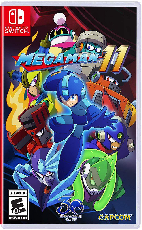 Mega man 11 (Switch) £23.12 ($29.05) @ Amazon.com