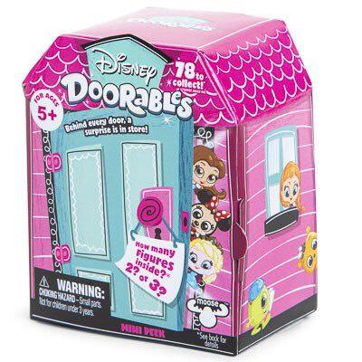 Disney Doorables mini peek pack reduced to £3.20 instore @ Tesco