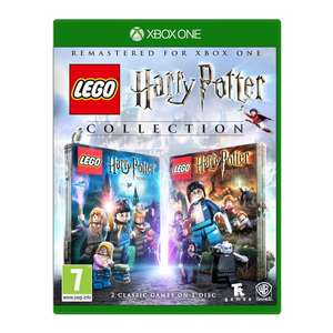 LEGO® Harry Potter™ Collection Xbox One at Smyths Toy Store - Free C&C £15.99