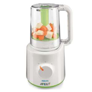 Philips AVENT Combined Baby Food Steamer and Blender, White at Amazon for £73.54