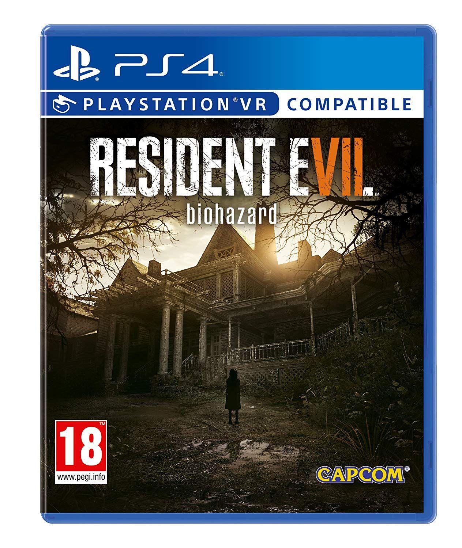 Resident Evil 7 £12.99 on PSN