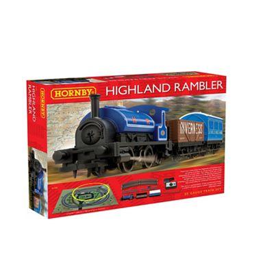 Hornby Highland Rambler electric train set just £40 at Debenhams
