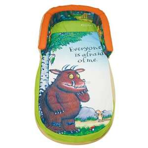 The Gruffalo - My First ReadyBed was £35.00 now £17.50 @ Debenhams Free C & C with code.