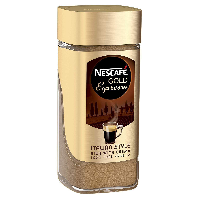 Nescafe gold espresso Italian style 100g £2.99 @ Aldi