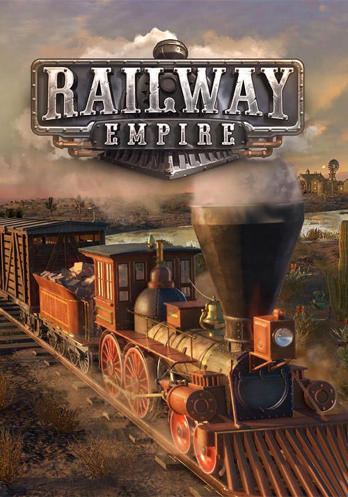 Railway Empire (PC) £5.99 @ GamesPlanet.com