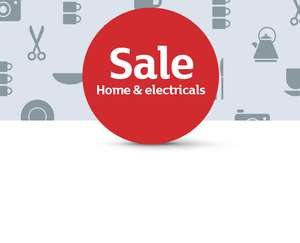 Sainsburys Home and Electrical sale