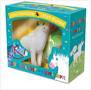 Sugarlump and the Unicorn Book and Toy Gift Set (Julia Donaldson/Lydia Monks) £6.49 Prime / £10.98 Non Prime @ Amazon