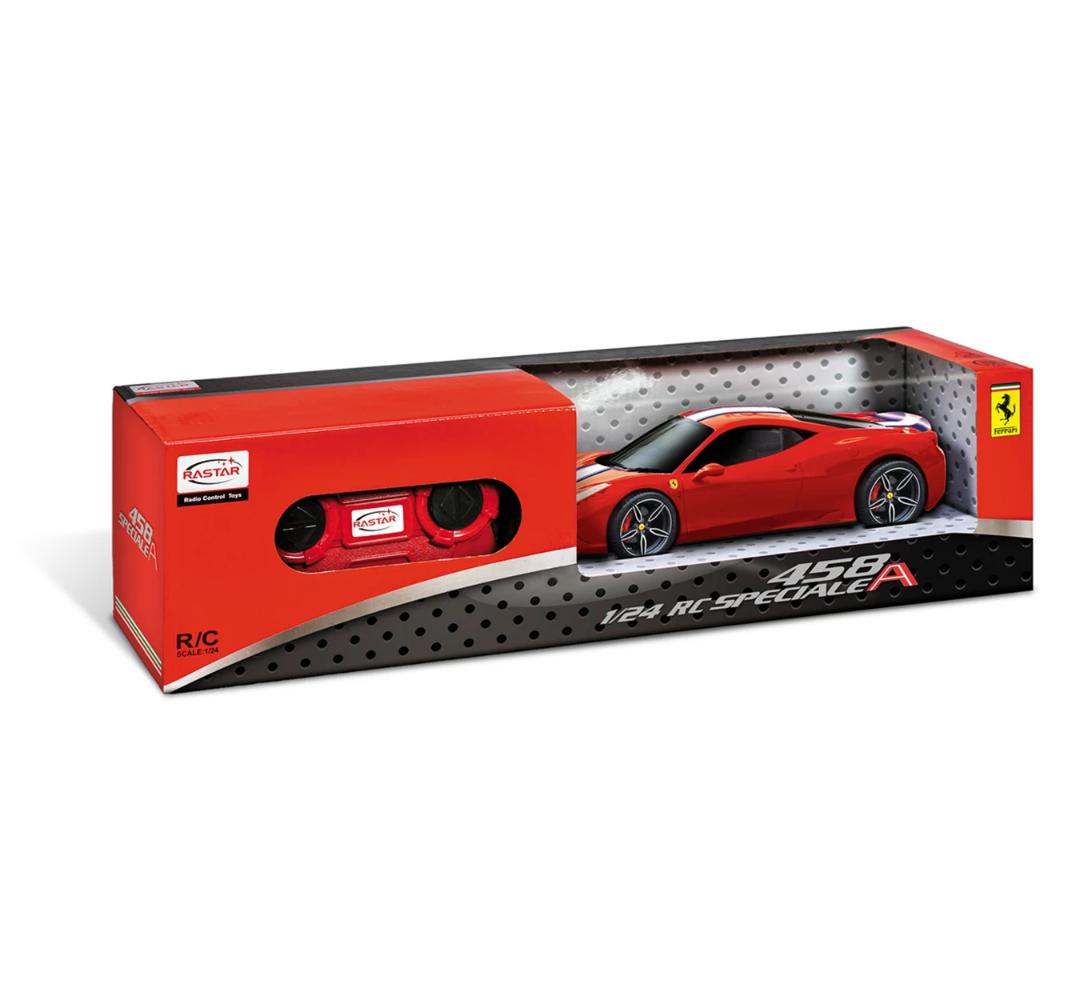 Ferrari 458 Speciale Remote Control Car was £15.00 Now £7.50 @ Debenhams