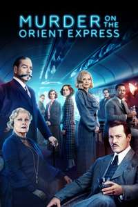 Murder On the Orient Express (4K Dolby Atmos) £4.99 @ iTunes