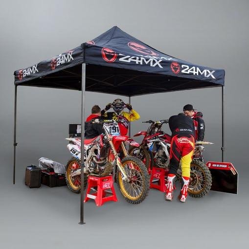 50% Off 24MX 3x3 Easy-Up Tent £79.99 + £3.95 postage @ 24MX