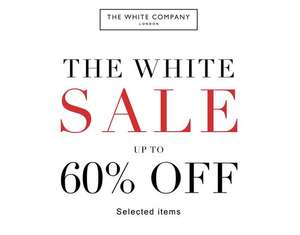 The White Company Up To 60% Off Now Live