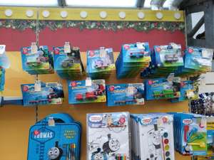 Thomas & Friends Adventures Die-Cast Trains - Small £4 (Was £8) / Large £5 (Was £10) @ Wyevale Garden Centre (Possibly a Nationwide Deal)